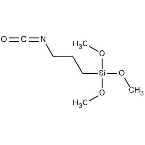 3-Isocyanatopropyltrimethoxysilane