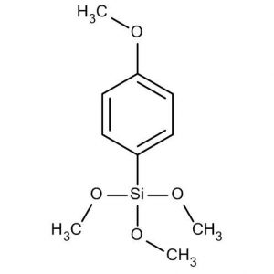 4-Methoxyphenyltrimethoxysilane
