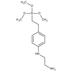 (m,p)-(Aminoethylaminomethyl)phenethyltrimethoxysilane