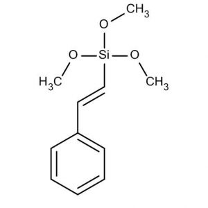 (E)-1-Phenyl-2-trimethoxysilylethene